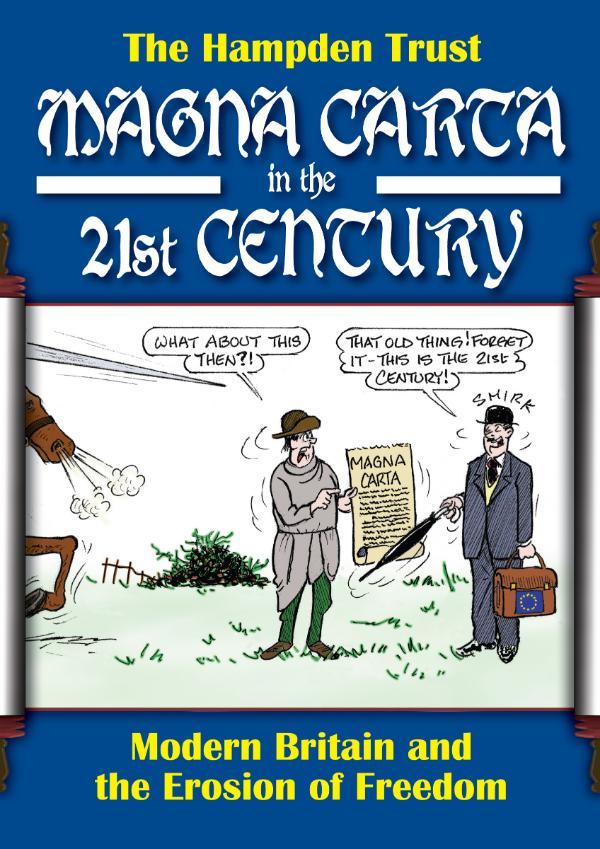 Magna Carta in the 21st century by Hampden Trust