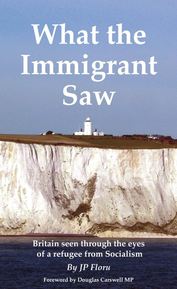 What the Immigrant Saw by JP Floru