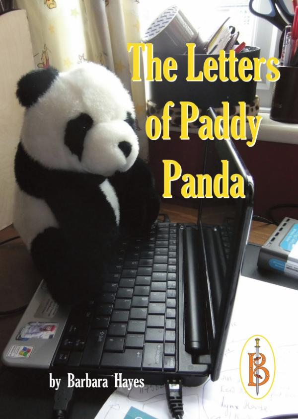 The Letters of Paddy Panda from Britain by Barbara Hayes