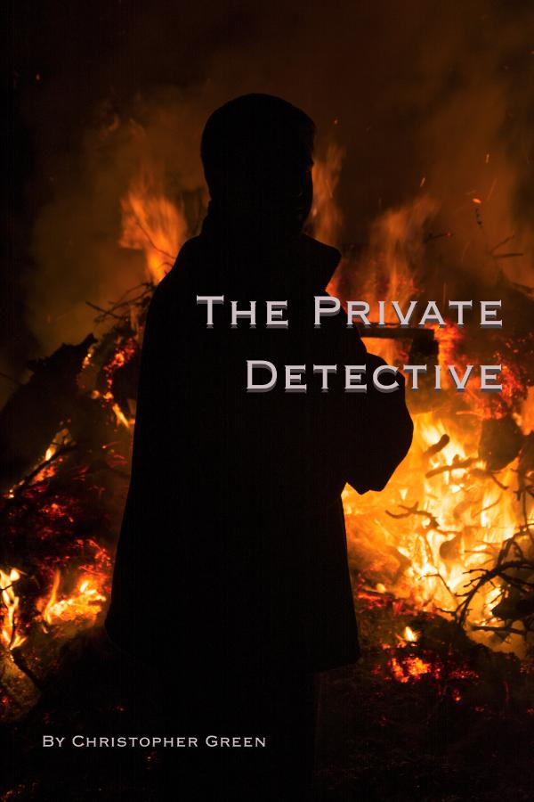 The Private Detective by Christopher Green
