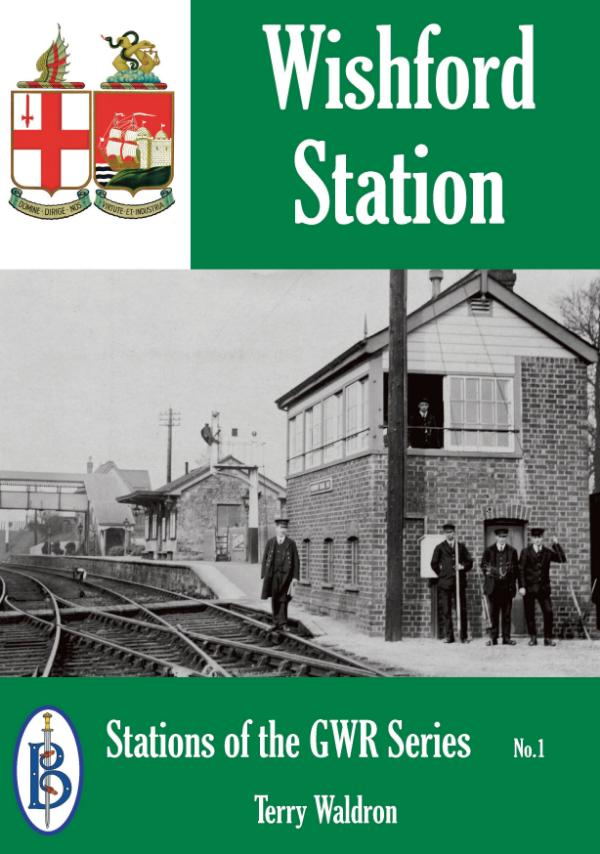 Wishford Station - Stations of the GWR by Terry Waldron