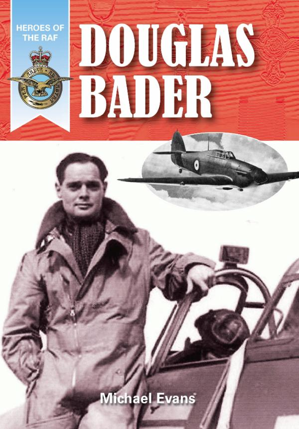 Douglas Bader by Michael Evans