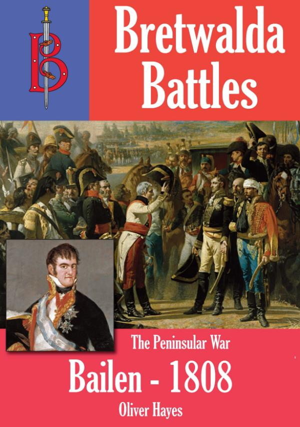 The Battle of Bailen 1808 by Oliver Hayes