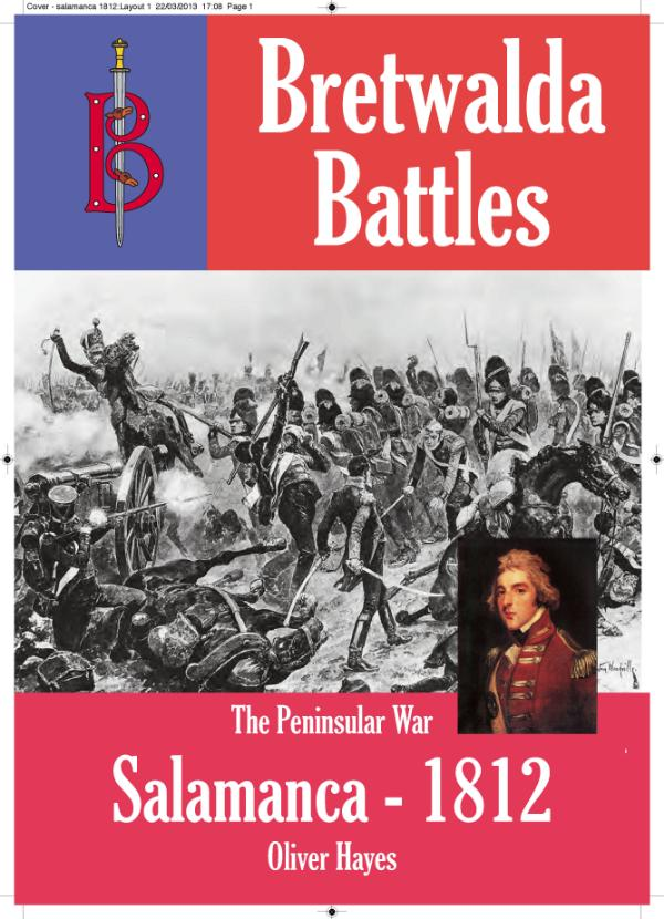 The Battle of Salamanca 1812 by Oliver Hayes