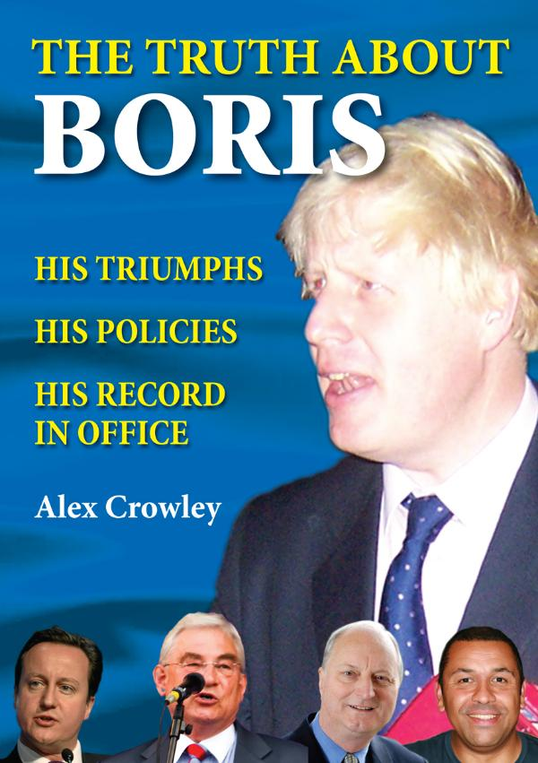 The Truth About Boris by Alex Crowley
