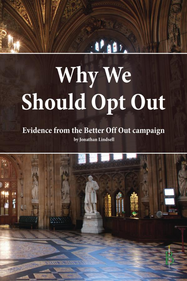 Why We Should Opt Out by Jonathan Lindsell