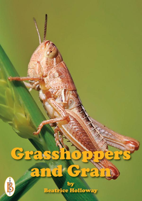 Grasshoppers and Gran by Beatrice Holloway