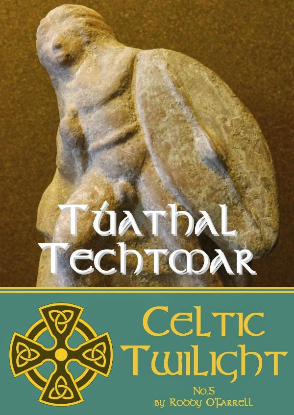 Tuathal Techtmar - Celtic Twilight No.5 by Roddy O'Farrell