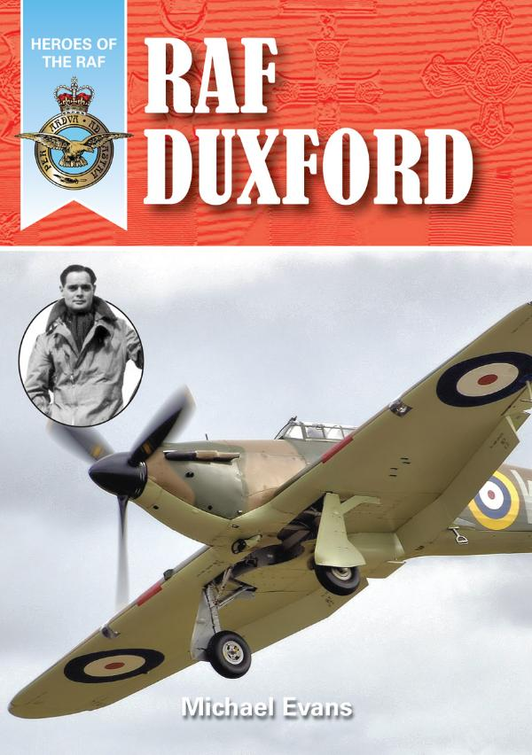 Heroes of the RAF - RAF Duxford by Michael Evans