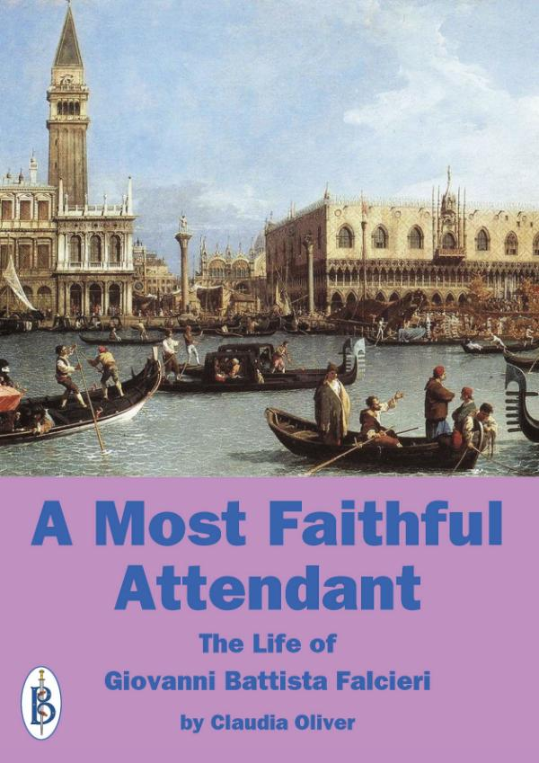 A Most Faithful Attendent by Claudia Oliver